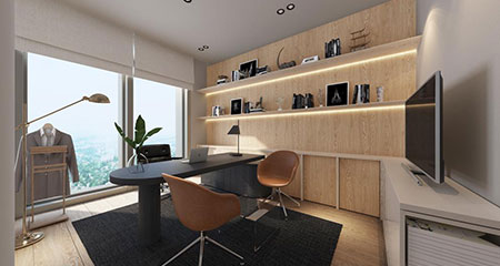 APART Offices by Assembly