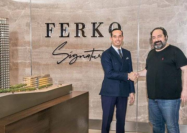 Yemeksepeti Assembly Ferko Signature'da